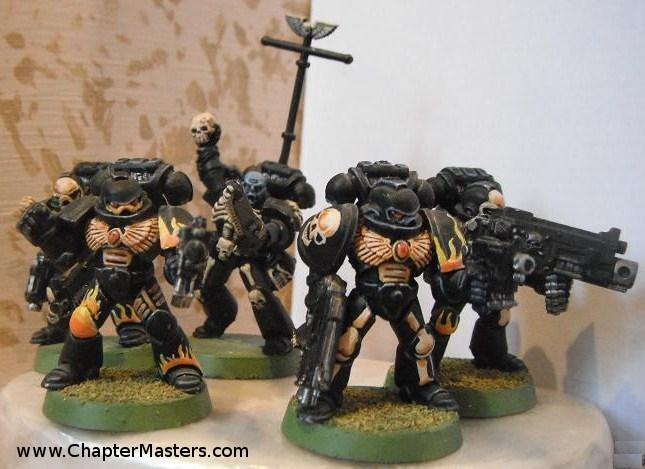 Legion of the Damned, MK8 marine, Sargent Centurius, Limited edition Legion of the damned