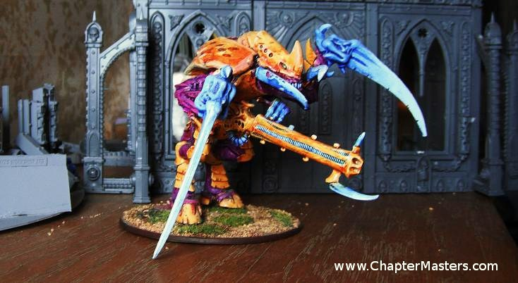 Mk2 Canifex, Old One Eye, scything talons, Venon Canon, metal canifex.