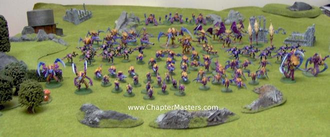 40k rouge trander and 3rd edition Tyranid Army: 2008