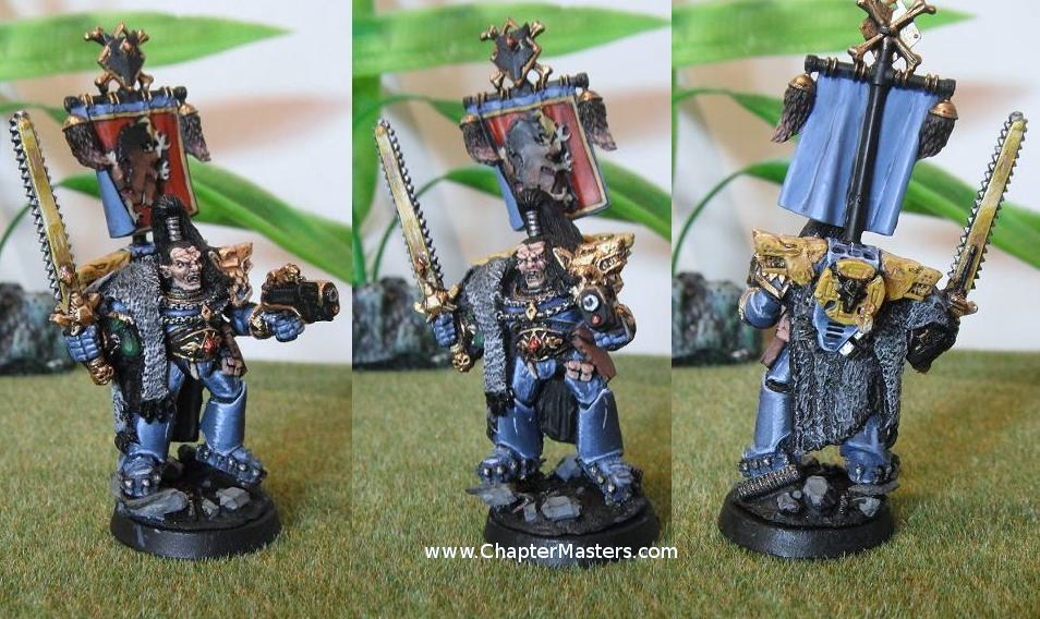 Wolf Lord, ragnar blackmane conversion, Non metalic metal, ragnar, ragnar blackmain, metal ragnar