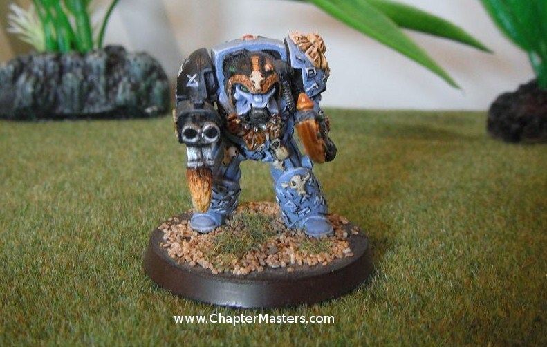 Rune Priest, Space Wolf Rune Preist, Space Wolves Rune Priest, metal Rune priest, Rune preist, 2nd eddtion Rune priest, 1993 Rune priest, Rune preist in termiantor armour, Classic Space Wolves, classic space Wolf