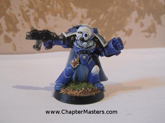 Ultramarine Captain Terminator Honours