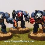 Ultramarine assualt Terminators