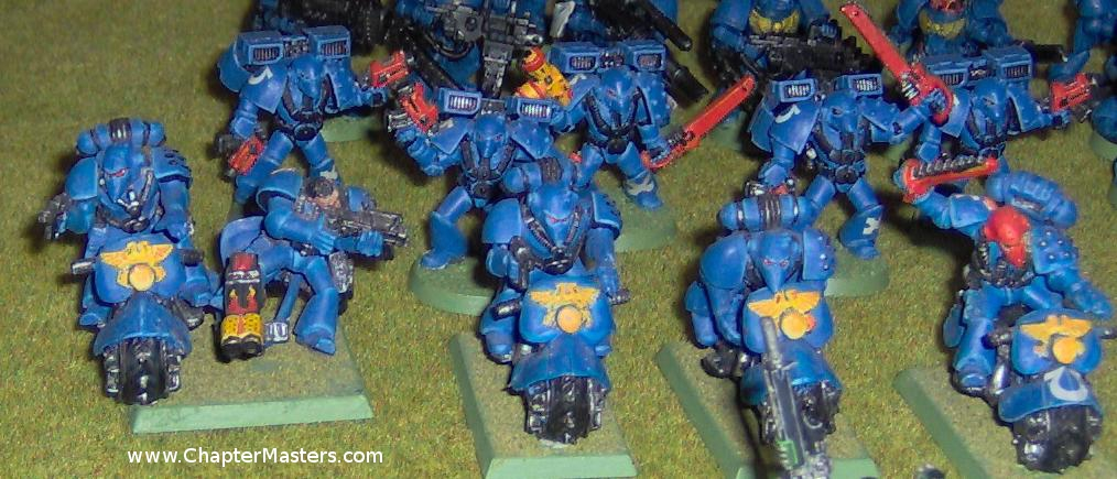 Ultramarine rouge trader Bike Squad