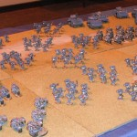 Today's Picture: Ultramarine 8th Company UK Games Day 2012