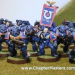 Rumours: All the contents of the new Space Marine Tactical squad