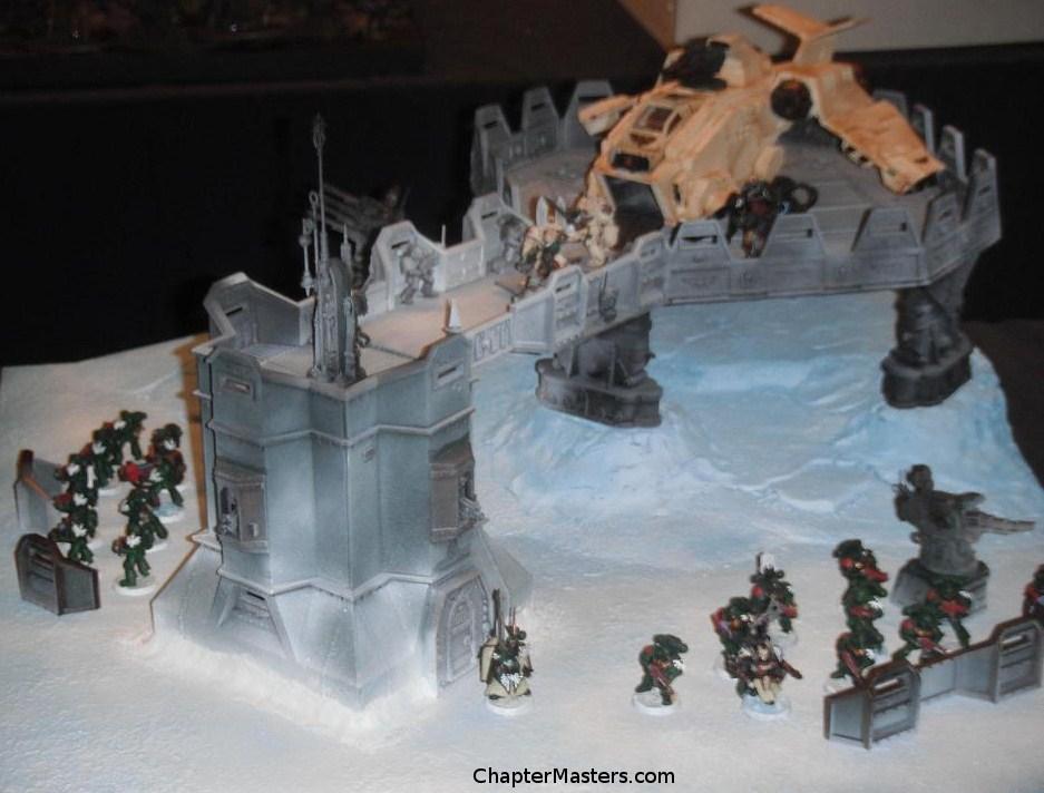 Dark Angel, Storm Raven Dark Vengeance, Terminator, Death wing, Games Day 2012, Armies on parade