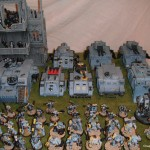 Today's Picture: Space Wolf Tanks