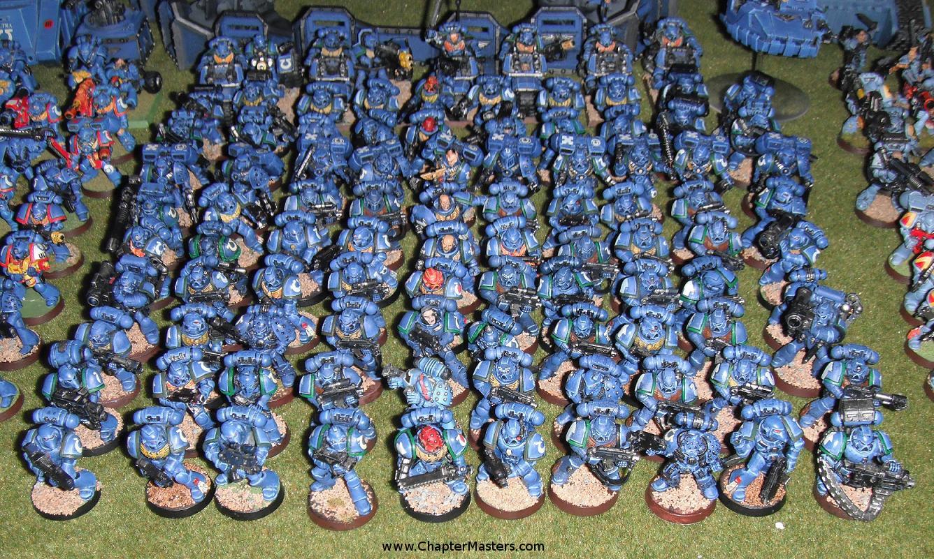 Ultramarine 4th Company