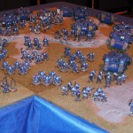 Today's Picture: Ultramarine 1st Company from Games Day 2012 UK