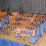 Today's picture: Ultramarine 4th Company from UK GamesDay 2012