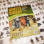 What to do when White Dwarf is an expensive advert