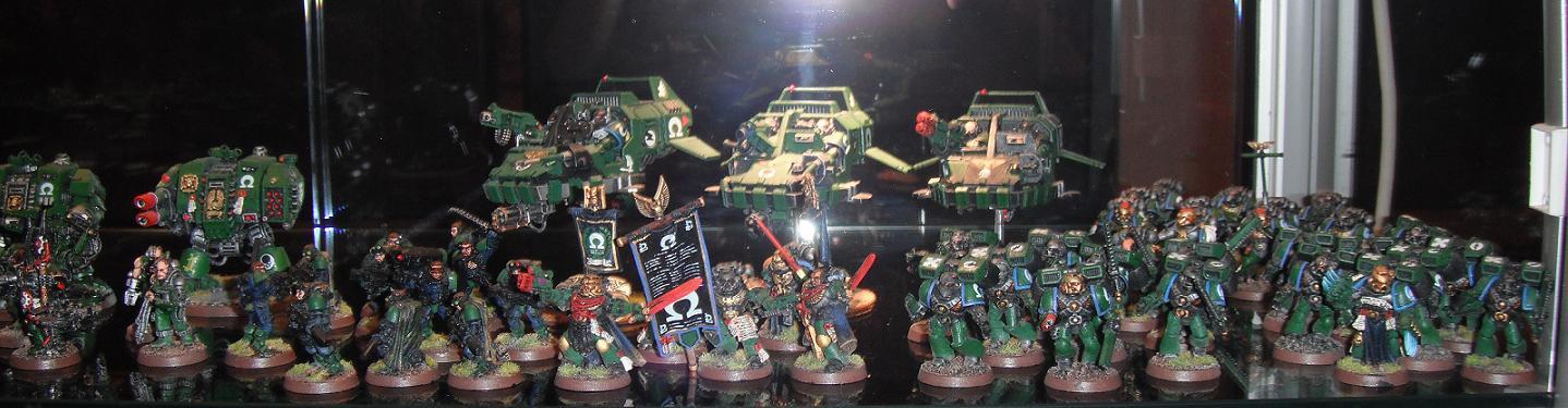 Omega Marines