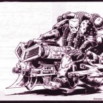 Rumours: Clues to the new Dark Angels Units