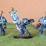 Today's Picture: Rare Space Marines