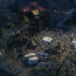 2012 Games Day – Forge World: The Battle of Isstvan III Horus Heresy display