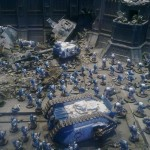 2012 Games Day – Forge World: The Battle of Isstvan III Horus Heresy display – Part2