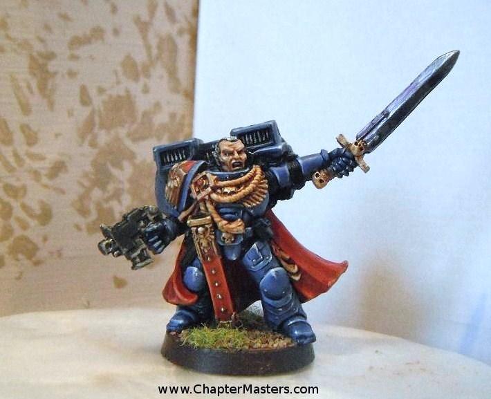 Captain Adias