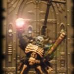 Sixth Edition rules for Legion of the Damned Veteran Sargeant Attica Centurius
