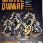 2013 January White Dwarf Review