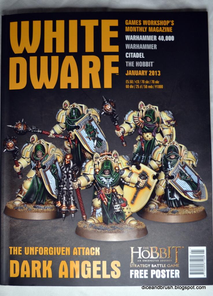 White Dwarf Magazine PDF (page 3) - Pics about space