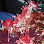 Today's Picture: DIY Tyranid titan