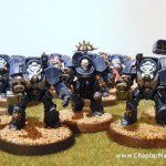 Ultramarine Black Reach Termnators