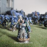 Ultramarines Captian Idaeus