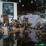 Today's Pictures: The Space Wolves army at Warhammer World