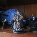 Pictures: Marneus Calgar (work in progress)