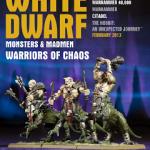 White Dwarf February Pre-Review