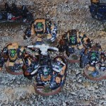 Orks on parade part II