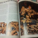 More pictures of the new Tau Riptide and flyer model from April White Dwarf