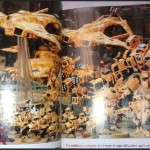 News From April White Dwarf – Pictures of the new Tau models