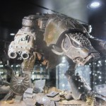 Today's Pictures: Chaos Warhound Titan at Warhammer World