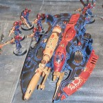 Eldar Warp Hunter