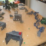 Tau Ultramarine Battle