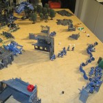 Tau Ultramarine Battle Turn 3
