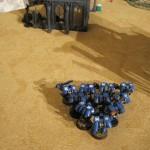 Tau Ultramarine Battle Turn 4
