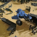 Tau Ultramarine Battle Turn 5