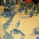 Tau Ultramarine Battle Turn 6