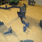 Tau Ultramarine Battle Turn 7
