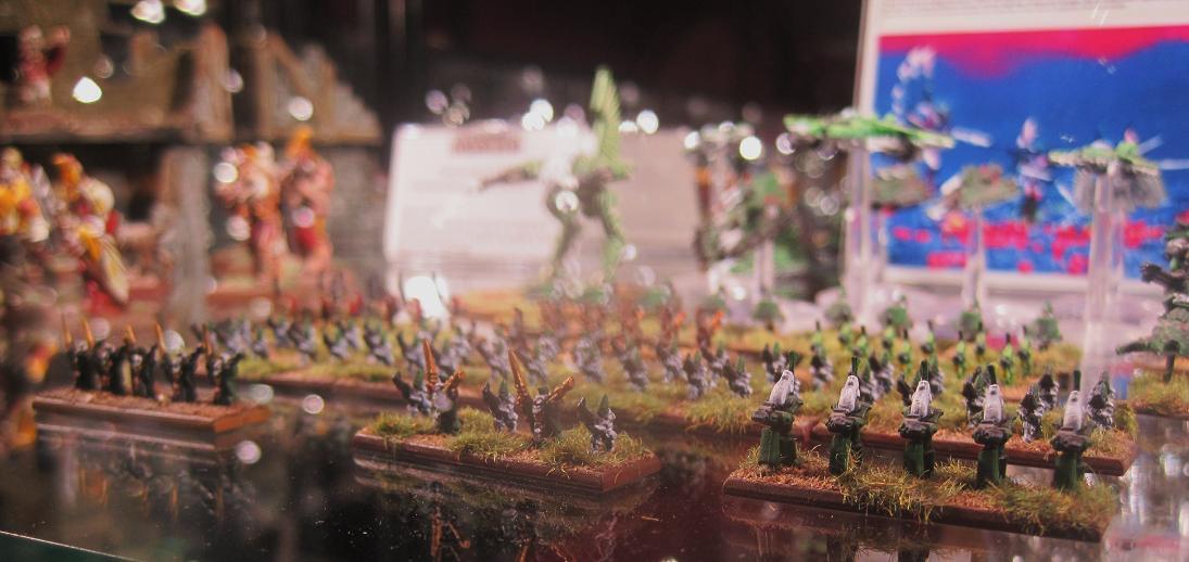Epic Eldar, Epic Eldar army