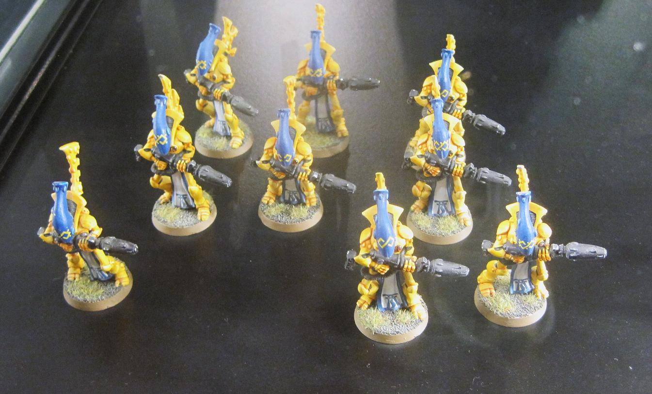 Metal Wraith Guard