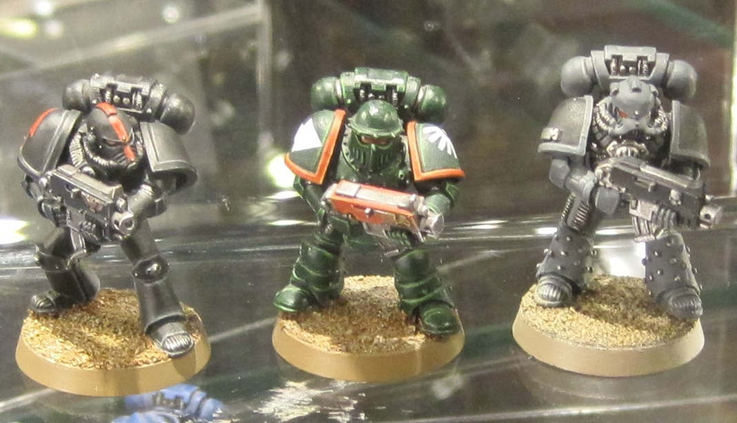 New Tactical Squad, mkiii power armour, mkiv, mkv space marine