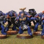 Space Marines – New Plastic Mk 4 and 8 Power armour?