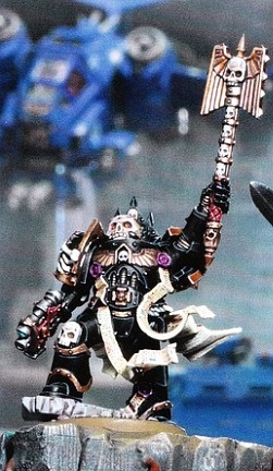 New Space Marine Chaplain