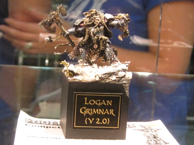 New logan Grimnar model Grimar