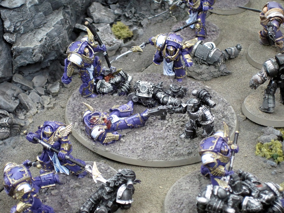 EMPEROR'S CHILDREN PHOENIX TERMINATORS - Drop Site Massacre