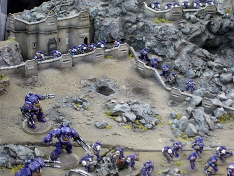 EMPEROR'S CHILDREN LEGION - Drop Site Massacre